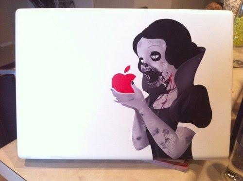 happy mac halloween
