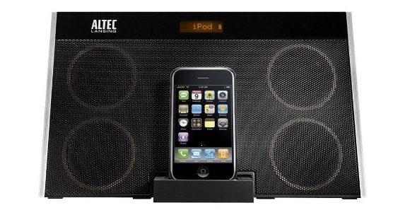 док-станция для динамика altec lansing iphone ipod сделка