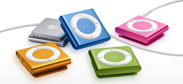 Touch Generation Newest Ipod