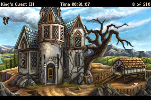 Kings Quest 1 2 3 Are Free To Download For Mac Blast From The Past Osxdaily