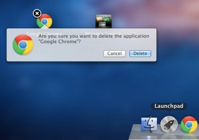 Uninstall a Mac App