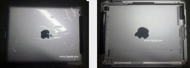 iPad 3 оболочка