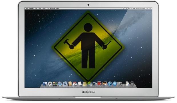 Обслуживание Mac