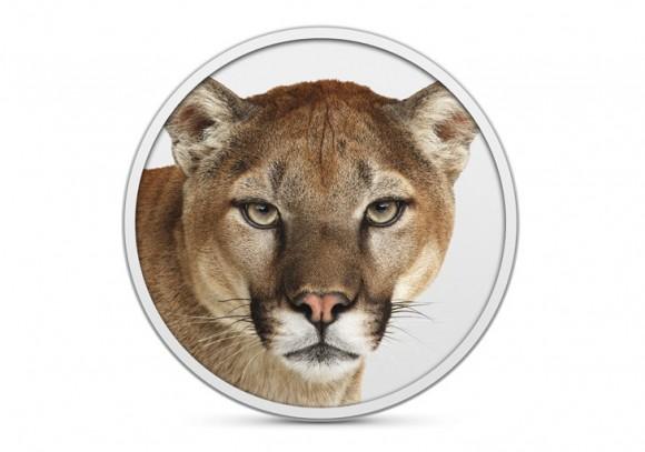 Значок OS X Mountain Lion
