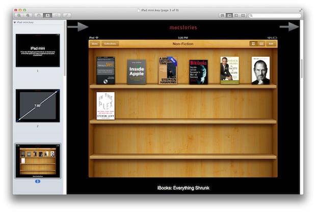Просмотр презентаций Keynote в приложении Preview без установки Keynote