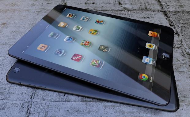 Визуализация iPad Mini