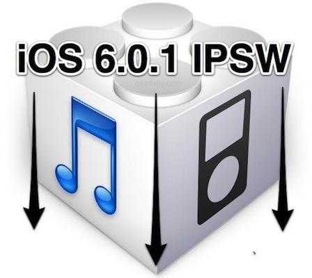iOS 6.0.1 IPSW