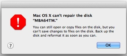 Image result for apple failed hard drive