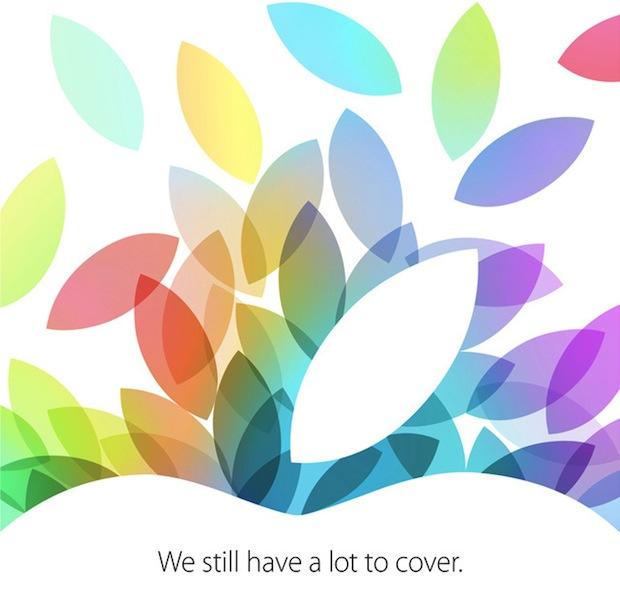 Apple 22 октября инвайт