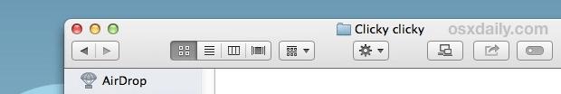 Белая плоская тема для Mac OS X