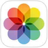 Fotos icono