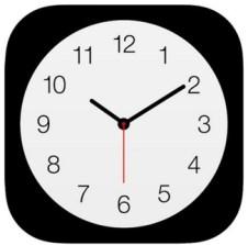 Значок часов