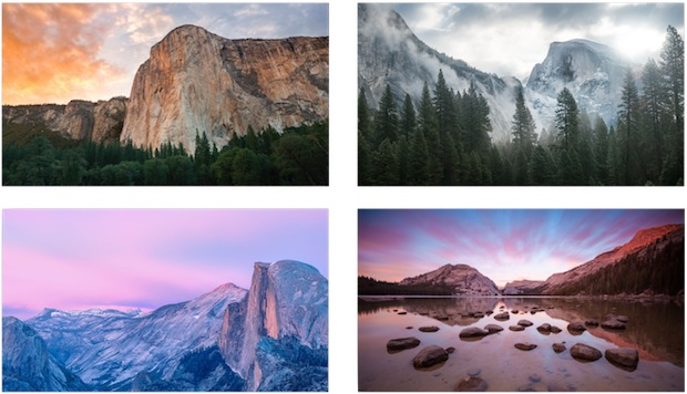 Fall Themed Wallpaper Iphone Get The Default Os X Yosemite Wallpapers They Re Beautiful