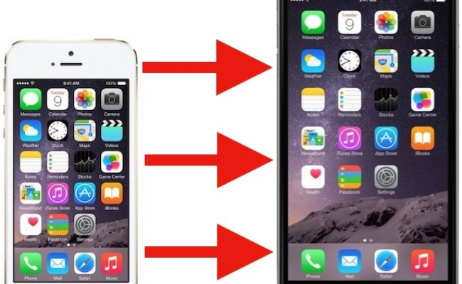 How To Migrate Everything From An Old Iphone To Iphone 6