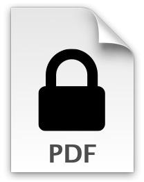 Удаление пароля из защищенного PDF-файла