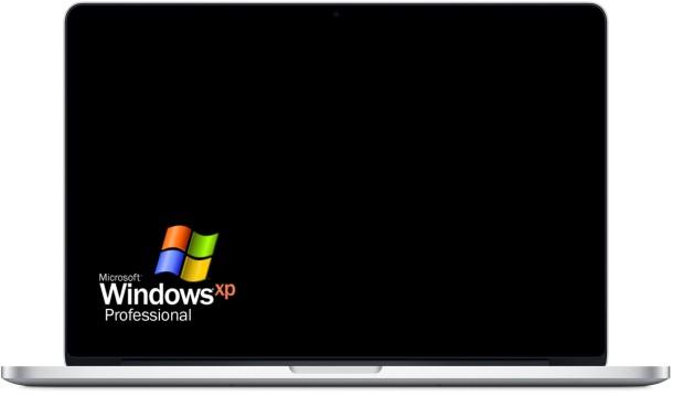 Заставки с логотипом Windows Foolsaver в Mac OS X