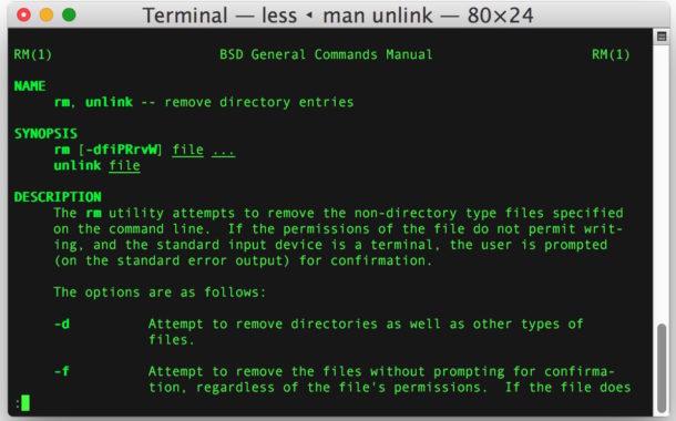 Удалите символическую ссылку с помощью команды unlink или rm