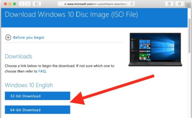 How To Download Windows 10 Iso For Free