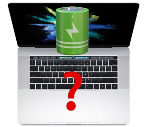See how long MacBook battery is really lasting