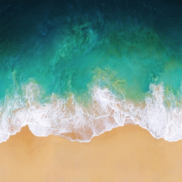 Grab the iOS 11 Default Wallpaper
