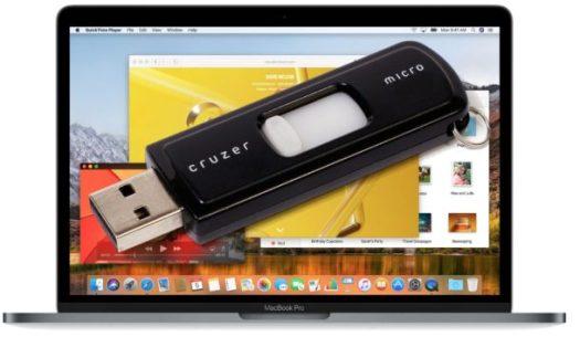 Making a MacOS High Sierra beta USB install drive