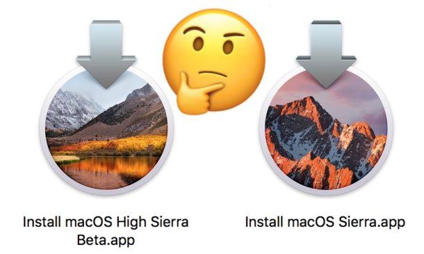 Узнайте, какая версия системного программного обеспечения установщика Mac OS