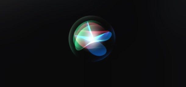 Доступ к Siri на iPhone X