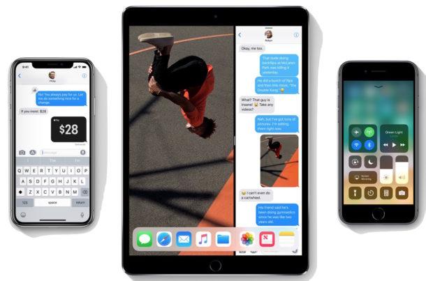 Вышло обновление iOS 11.2.5