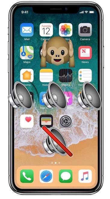 Громкость звонка iPhone X очень низкая и как исправить