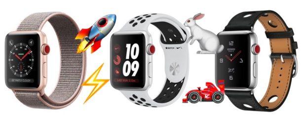 Как ускорить обновление программного обеспечения Apple Watch