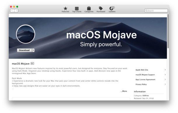 How to Make a Bootable MacOS Mojave Thumb Drive | richard