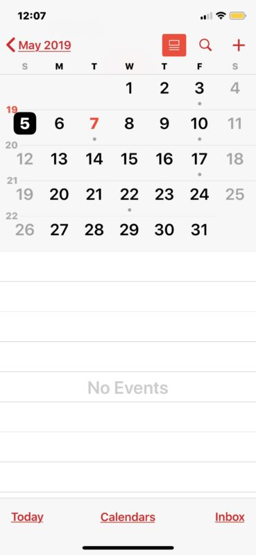 How to Remove Holidays from Calendar on iPhone & iPad