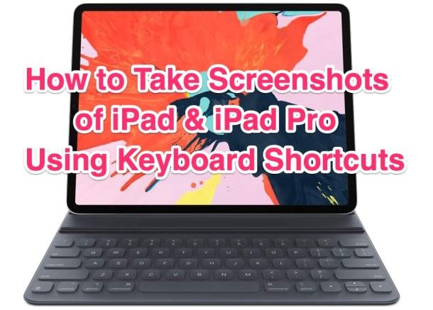 Как делать скриншоты на iPad с помощью сочетаний клавиш