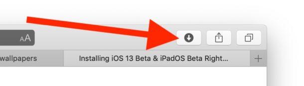 Как получить доступ к загрузкам Safari на Mac, чтобы возобновить остановленные загрузки