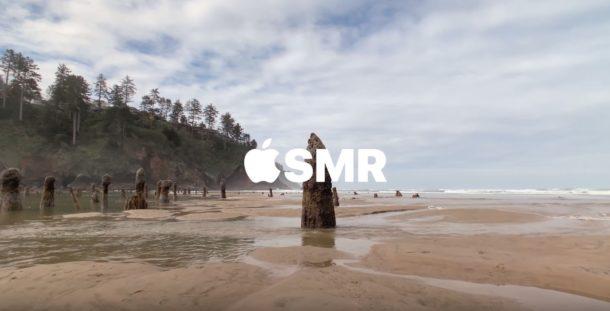 Видео Apple ASMR