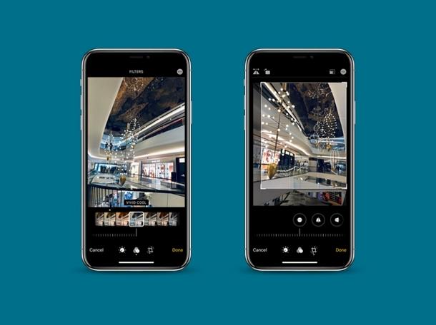 Как редактировать фотографии на iPhone и iPad