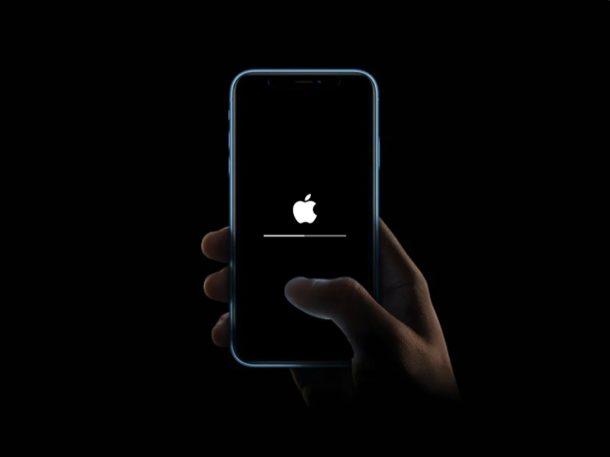 Устранение неполадок обновления iOS