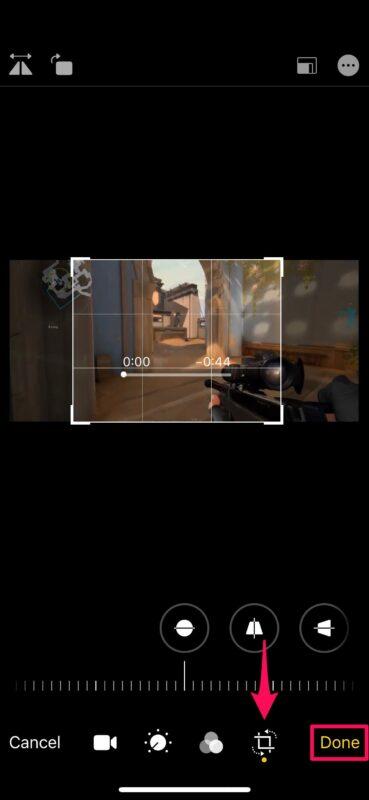 Как редактировать видео на iPhone и iPad