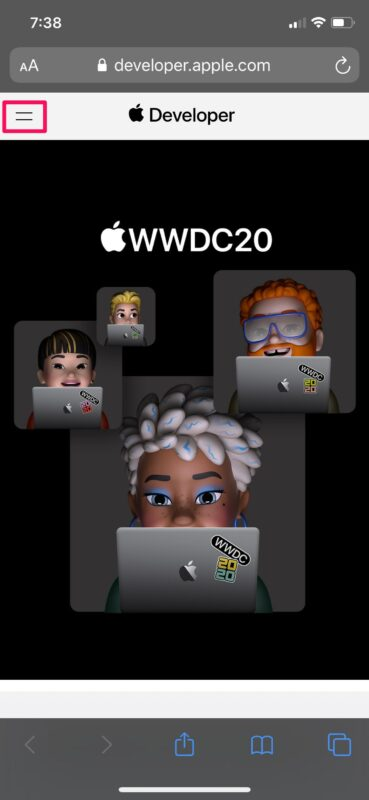 Как зарегистрироваться в бета-версии iOS 14 на iPhone