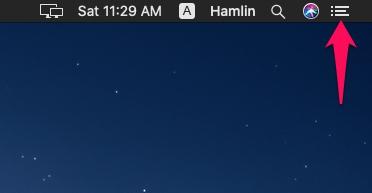 Как настроить Центр уведомлений на Mac