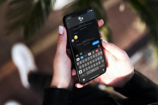 Как использовать упоминания в сообщениях для iPhone и iPad