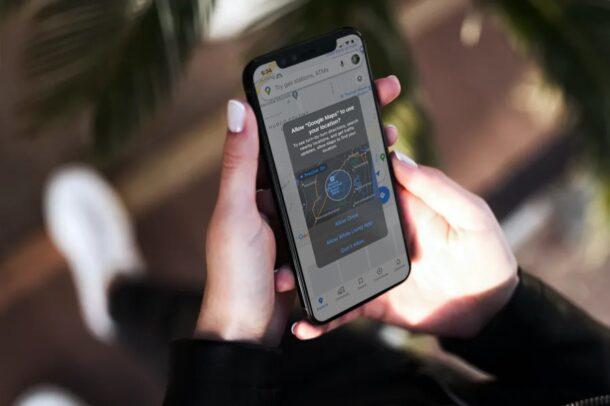 Как использовать точное и приблизительное местоположение на iPhone