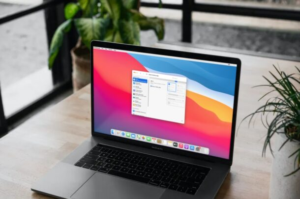 Как настроить Центр управления на MacOS