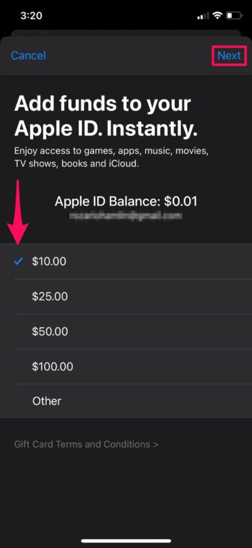 How to Add Funds to Apple ID on iPhone & iPad