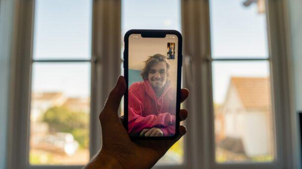 Как включить зрительный контакт для FaceTime на iPhone и iPad