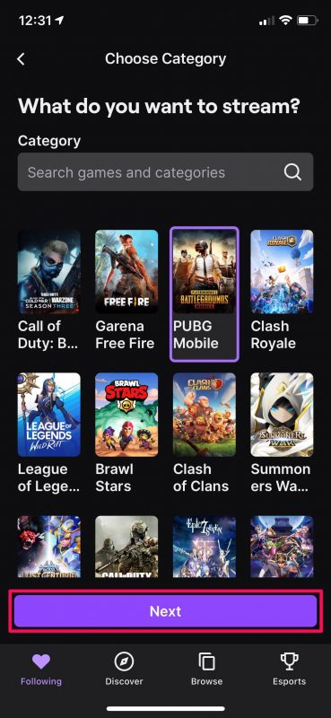 How to Broadcast iPhone Games on Twitch