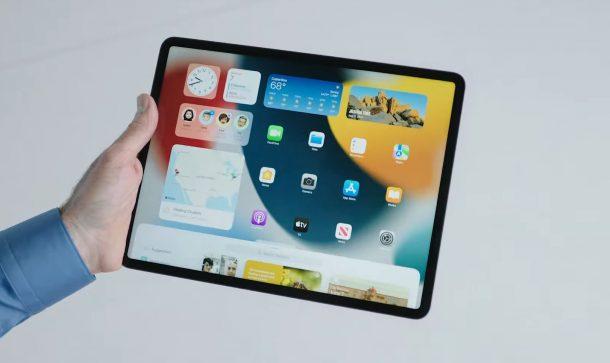 Как установить бета-версию разработчика iPadOS 15 на iPad