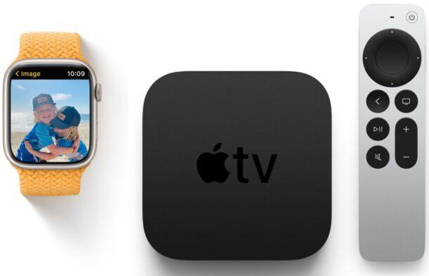 Обновления программного обеспечения Apple Watch и Apple TV