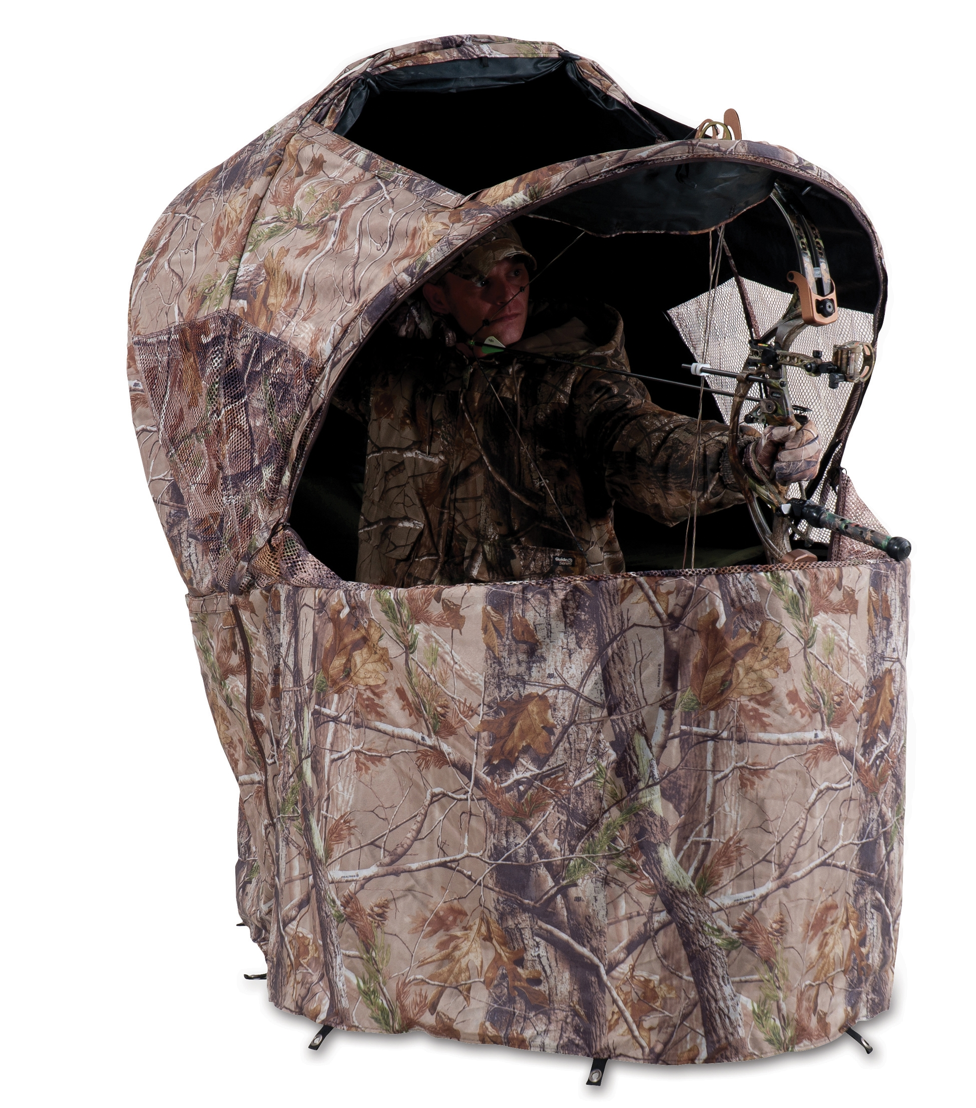Blind Chair Ameristep Introduces The New Magnum Tent Chair Blind Model
