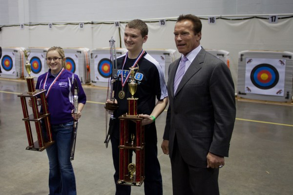 Ohio State Archery Tournament